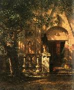 Bierstadt, Albert Sunlight and Shadow oil painting picture wholesale