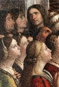 CARPACCIO, Vittore Apotheosis of St Ursula (detail) fdh oil painting picture wholesale