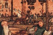 CARPACCIO, Vittore St Jerome and the Lion (detail) dfg oil painting picture wholesale