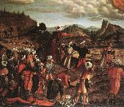 CARPACCIO, Vittore The Stoning of St Stephen g oil painting picture wholesale