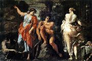CARRACCI, Annibale The Choice of Heracles sd oil painting picture wholesale