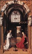 CHRISTUS, Petrus Annunciation jkhj oil