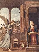 CIMA da Conegliano The Annunciation dfg oil