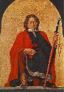COSSA, Francesco del St Florian (Griffoni Polyptych) dsf Sweden oil painting reproduction