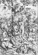 CRANACH, Lucas the Elder Adam and Eve 07 oil painting picture wholesale