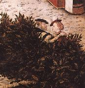CRANACH, Lucas the Elder The Fountain of Youth (detail) fgjk oil painting picture wholesale