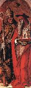 CRIVELLI, Carlo St Jerome and St Augustine dsfg oil painting picture wholesale