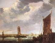 CUYP, Aelbert The Ferry Boat fg oil painting picture wholesale