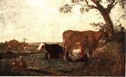 CUYP, Aelbert The Dairy Maid dfg oil painting picture wholesale