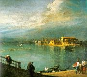 Canaletto San Cristoforo, San Michele Murano oil painting picture wholesale