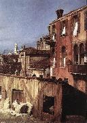 Canaletto The Stonemason s Yard (detail) oil painting picture wholesale