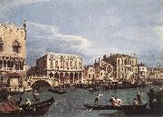 Canaletto The Molo and the Riva degli Schiavoni from the Bacino di San Marco oil painting picture wholesale