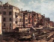 Canaletto View of San Giuseppe di Castello (detail) f oil painting picture wholesale