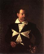 Caravaggio Portrait of Alof de Wignacourt fg oil painting picture wholesale