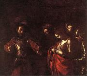 Caravaggio The Martyrdom of St Ursula f oil painting picture wholesale