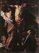Caravaggio The Crucifixion of St Andrew dfg oil painting picture wholesale