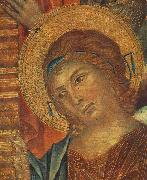 Cimabue The Madonna in Majesty (detail) dfg oil painting picture wholesale