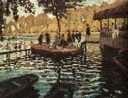 Claude Monet La Grenouillere oil painting picture wholesale