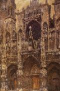 Claude Monet Rouen Cathedral Sweden oil painting artist