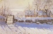 Claude Monet The Magpie oil painting picture wholesale