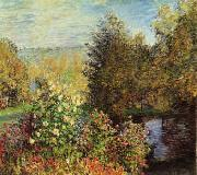 Claude Monet Corner of the Garden at Mont Geron oil painting picture wholesale