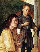DAVID, Gerard The Nativity (detail) xir oil painting picture wholesale