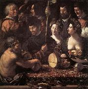 DOSSI, Dosso Witchcraft (Allegory of Hercules) dfg oil painting picture wholesale