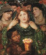 Dante Gabriel Rossetti The Beloved oil painting picture wholesale