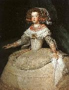 Diego Velazquez Maria Teresa of Spain oil painting artist