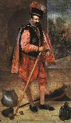 Diego Velazquez The Jester Known as Don Juan de Austria oil painting artist