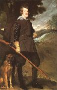 Diego Velazquez Philip IV as a Hunter oil painting picture wholesale