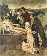 Dieric Bouts The Entombment oil painting picture wholesale