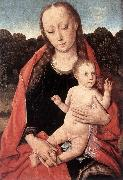 Dieric Bouts The Virgin and Child Panel oil painting picture wholesale