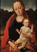 Dieric Bouts The Virgin and Child oil