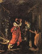 ELSHEIMER, Adam Ceres and Stellio fd oil