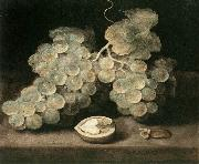 ES, Jacob van Grape with Walnut d oil