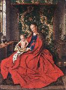 EYCK, Jan van Madonna with the Child Reading dfg oil painting picture wholesale