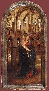 EYCK, Jan van Madonna in the Church dfh oil painting picture wholesale