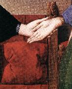 EYCK, Jan van Portrait of Giovanni Arnolfini and his Wife (detail) sdfs oil painting picture wholesale