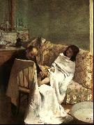 Edgar Degas The Pedicure oil painting picture wholesale