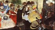 Edgar Degas Cabaret Sweden oil painting reproduction
