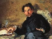 Edouard Manet Portrait of Stephane Mallarme oil painting picture wholesale