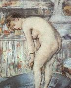 Edouard Manet Woman in a Tub oil painting picture wholesale