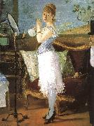 Edouard Manet Nana oil painting