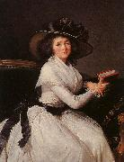 Elisabeth LouiseVigee Lebrun Comtesse de la Chatre oil painting picture wholesale