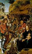 FERNANDES, Vasco Adoration of the Magi dfg oil painting picture wholesale