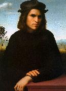 FRANCIABIGIO Portrait of a Man dsh oil painting artist