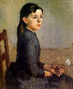 Ferdinand Hodler Portrait of Louise-Delphine Duchosal oil painting picture wholesale