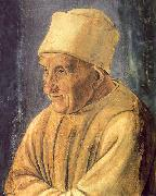 Filippino Lippi Portrait of an Old Man oil painting picture wholesale