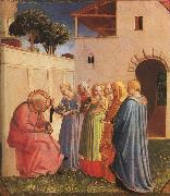 Fra Angelico The Naming of John the Baptist oil painting picture wholesale
